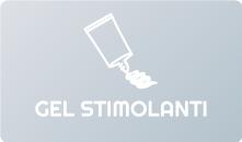 Gel stimolanti