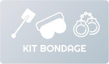 Kit e accessori bondage