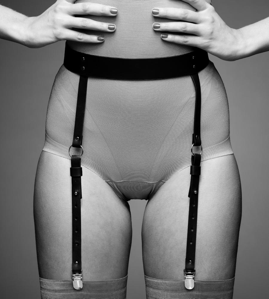 Cintura con reggicalze Maze Suspender Belt Bijoux Indiscrets