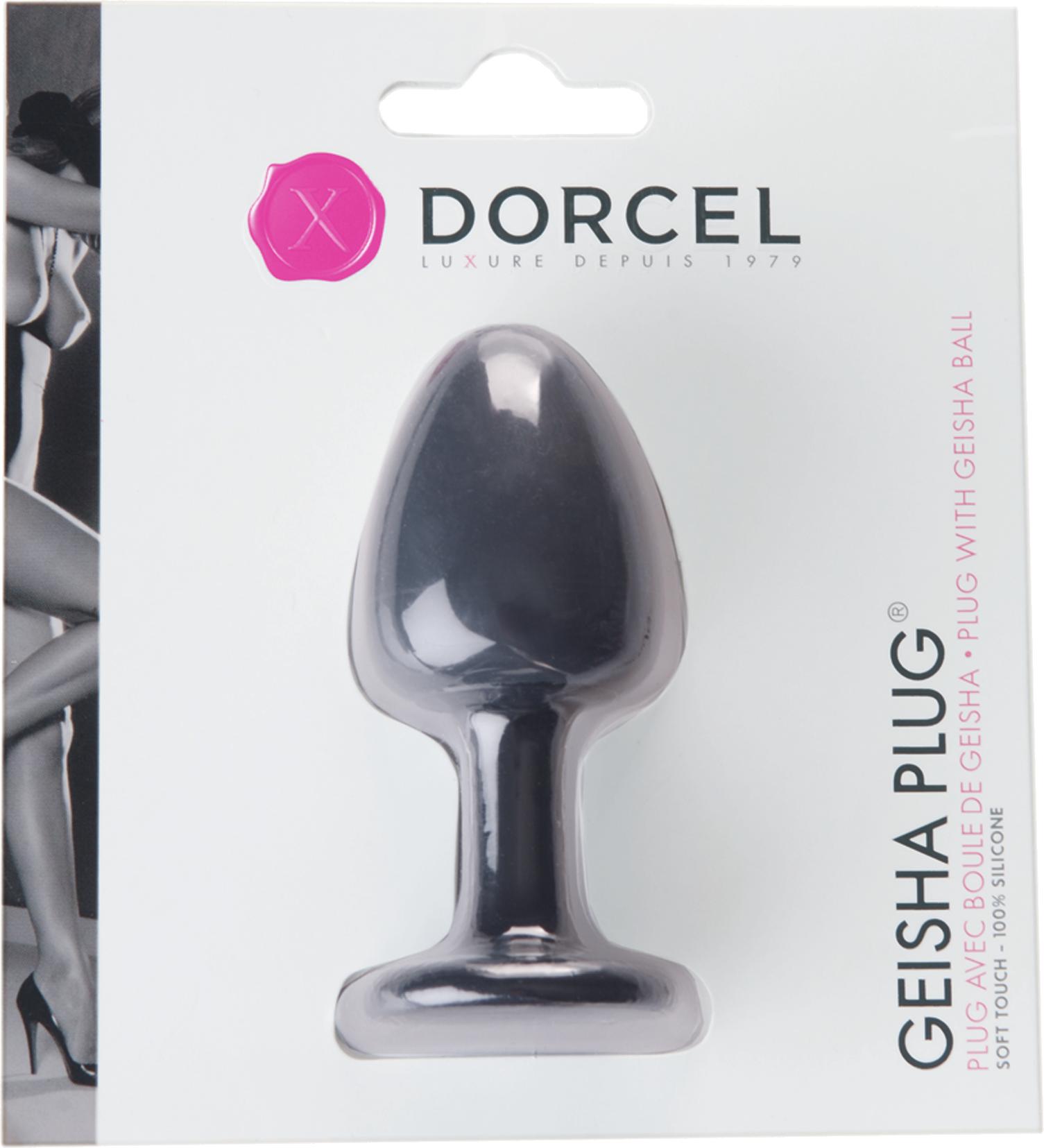 Dorcel Geisha Plug - plug anale