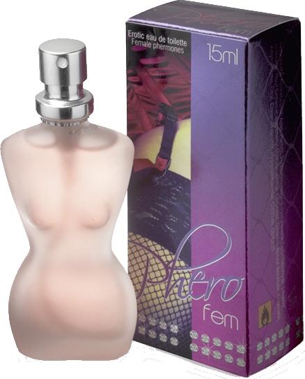 Pherofem - profumo ai feromoni per sedurre gli uomini