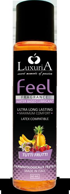 Luxuria Feel Fragrance Tutti Frutti - lubrificante tutti frutti