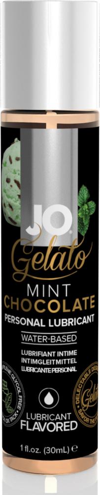 Lubrificante al cioccolato System JO Gelato Mint Chocolate Water-Based