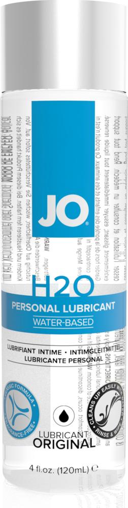 Lubrificante a base acquosa System JO H2O