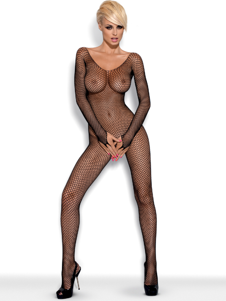 Catsuit Bodystocking N109 Obsessive