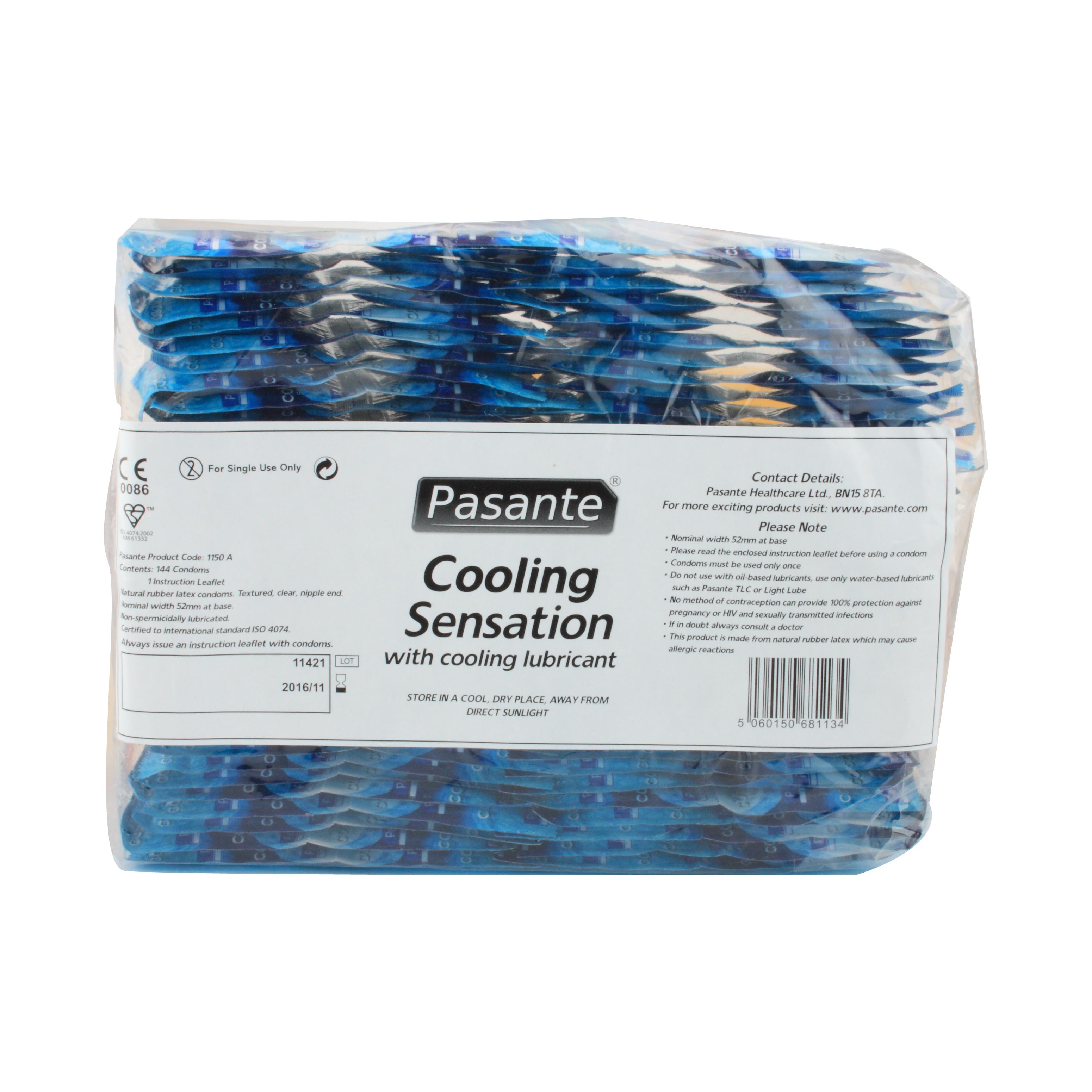 Pasante Cooling Sensation 144 pezzi