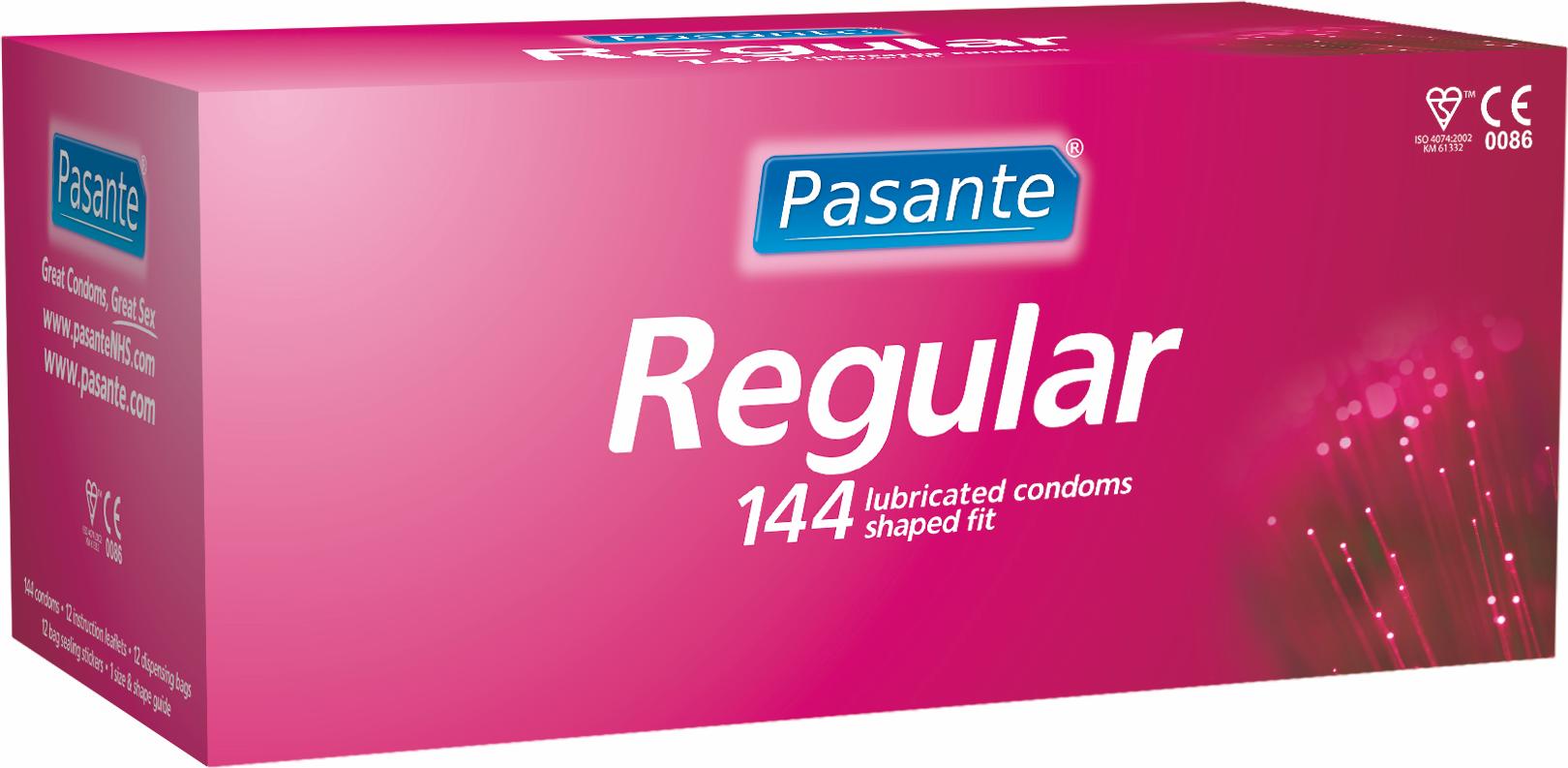 Pasante Regular - preservativi classici