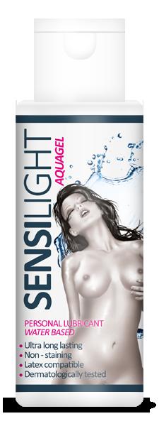 Sensilight Aquagel - lubrificante ad acqua
