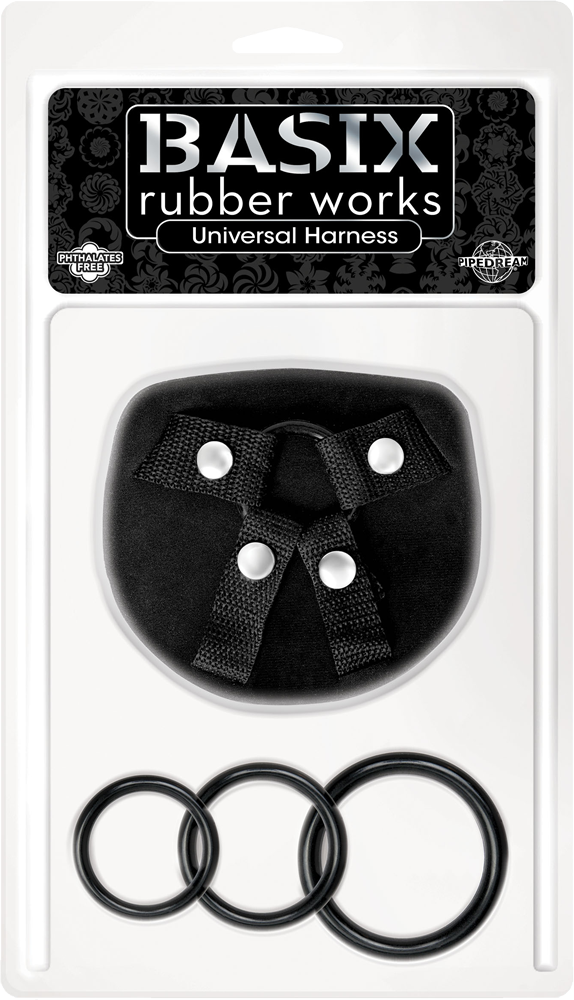 Pipedream Universal Harness - imbracatura strap on