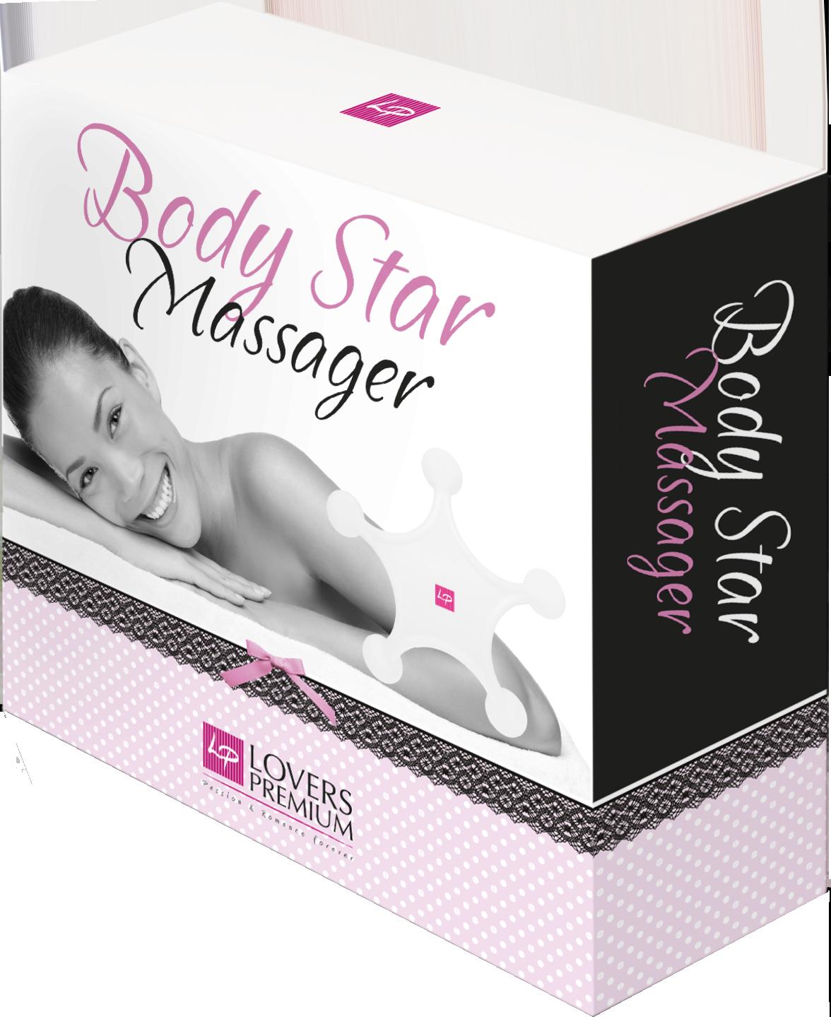 Body Star Massager - massagiatore corpo