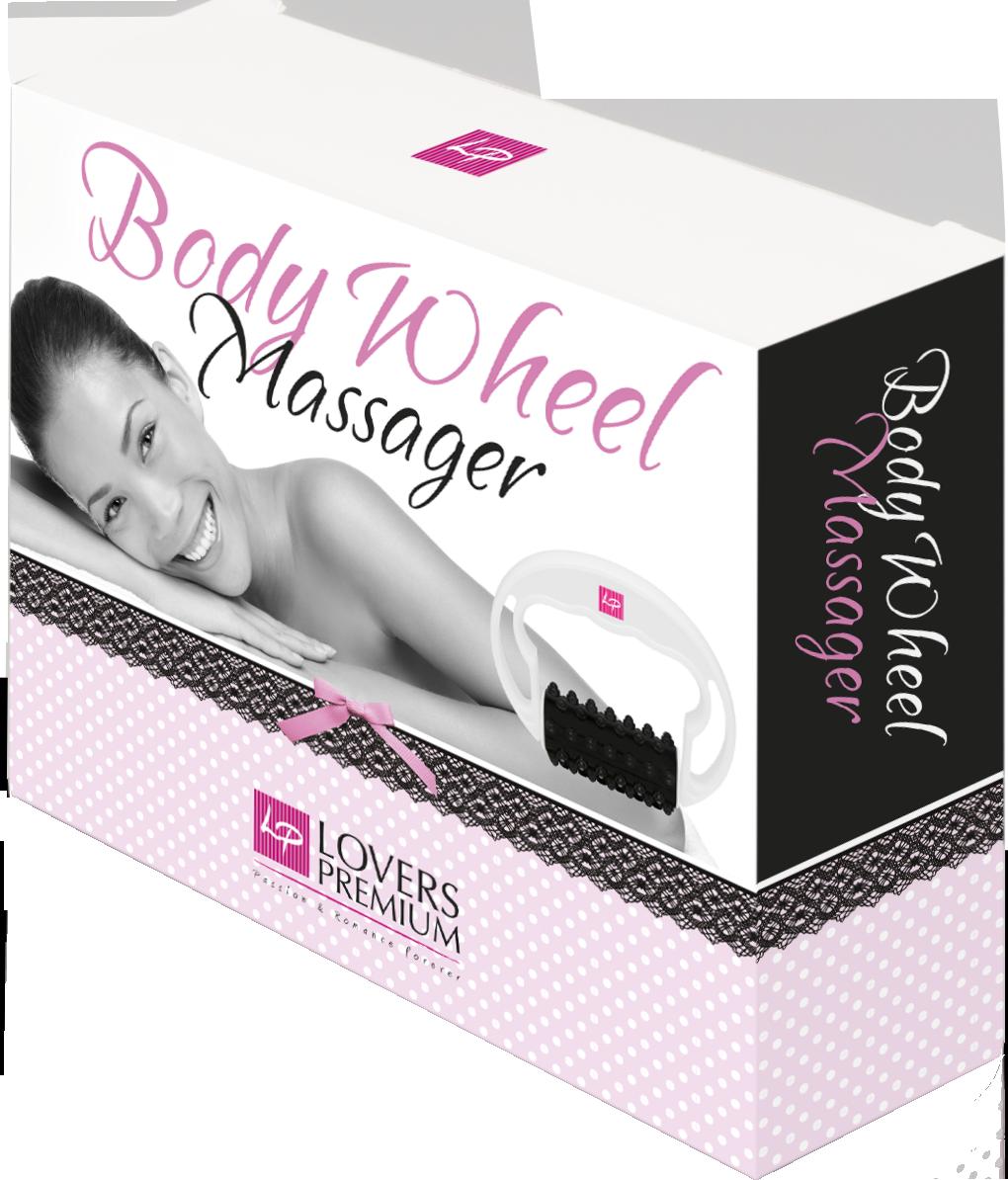 Body Wheel Massager - massagiatore corpo