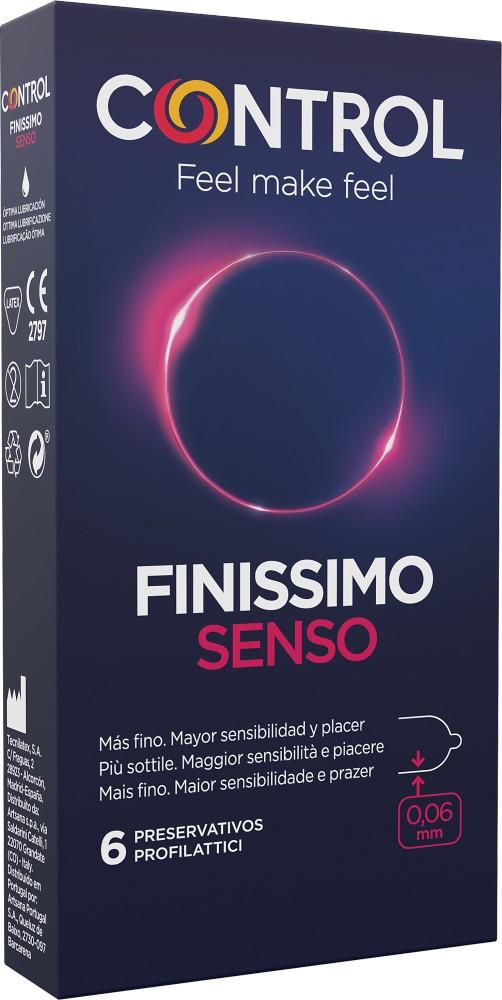 Control Finissimo Senso - 6 pezzi