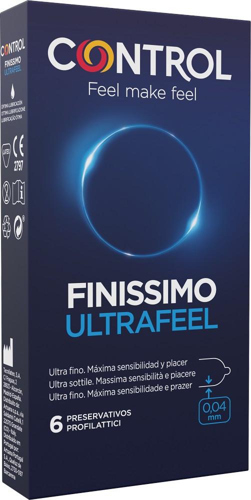 Control Ultra Feel - preservativi ultrasottili