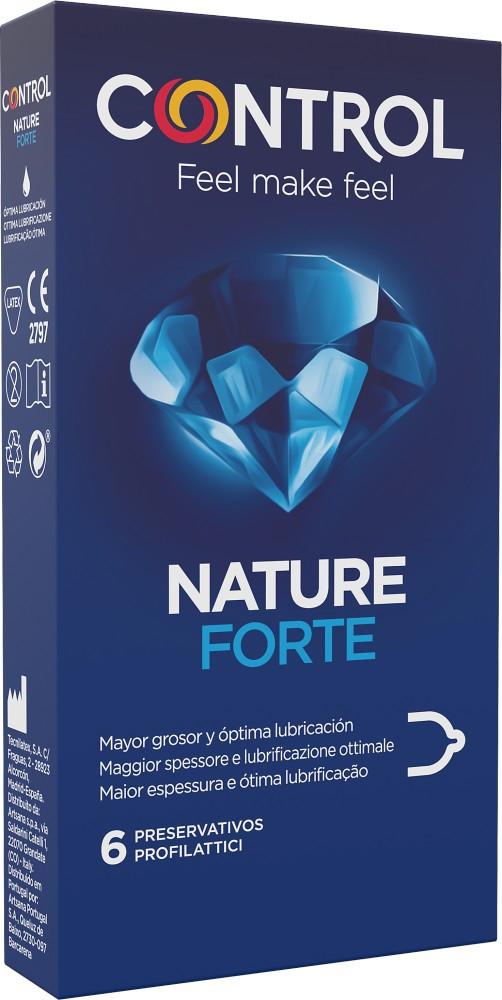 Control Forte - preservativi resistenti 6 pezzi