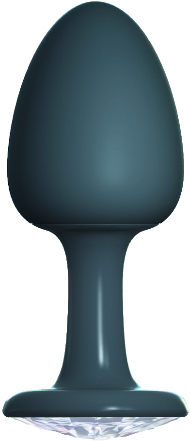 Geisha Plug Diamond - plug anale con diamante L