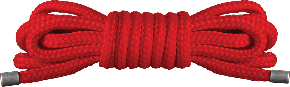 Japanese Mini Rope - rosso
