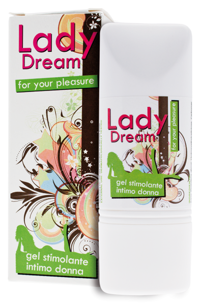 Lady Dream - gel stimolante per lei