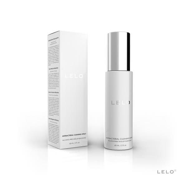 Lelo Spray detergente antibatterico 60ml