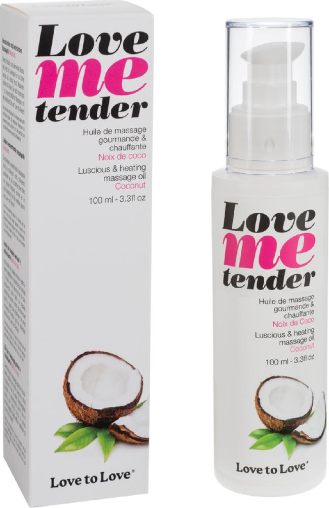 Olio da massaggio Love Me Tender Cocco Love to Love