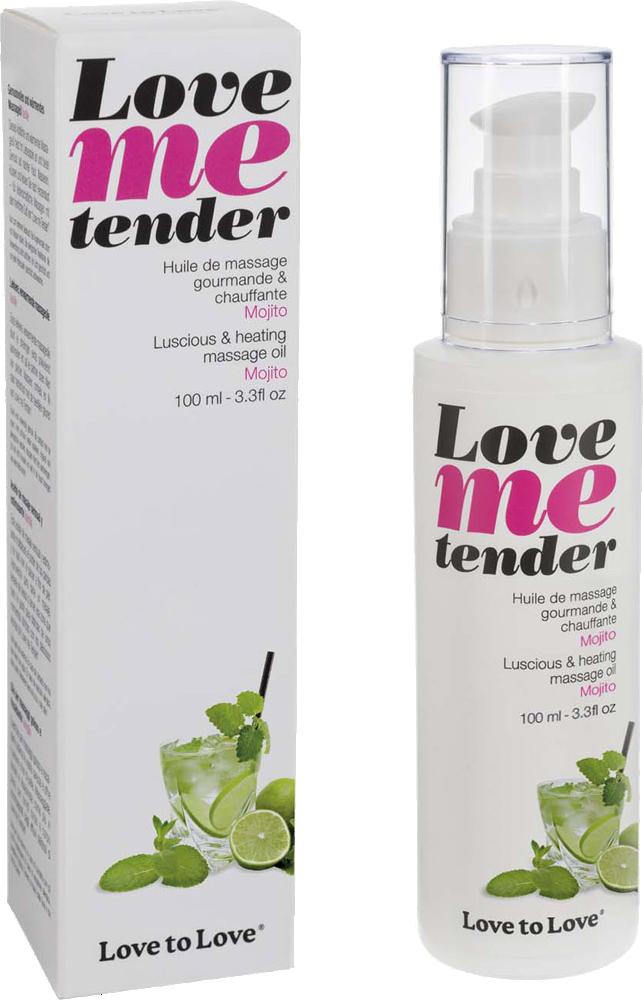 Olio da massaggio Love Me Tender Mojito Love to Love