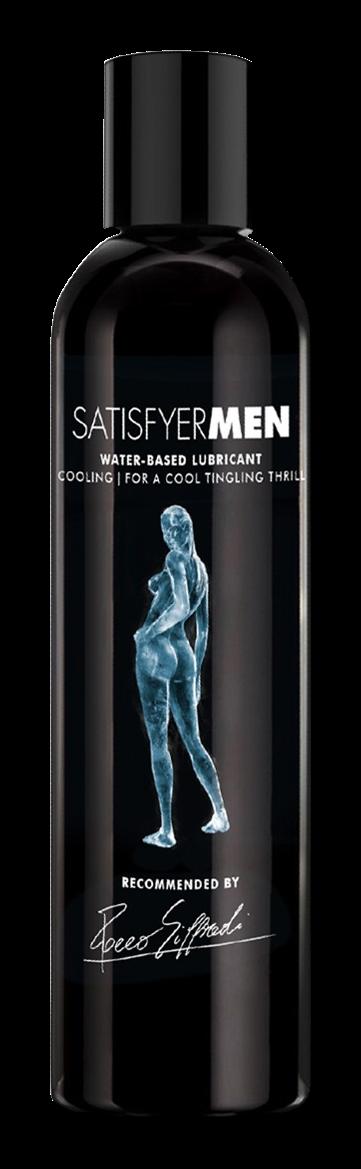 Lubrificante effetto freddo Men Cooling Satisfyer