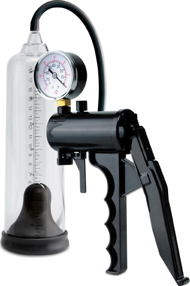 Pompa per pene Max Precision Power Pump Pipedream