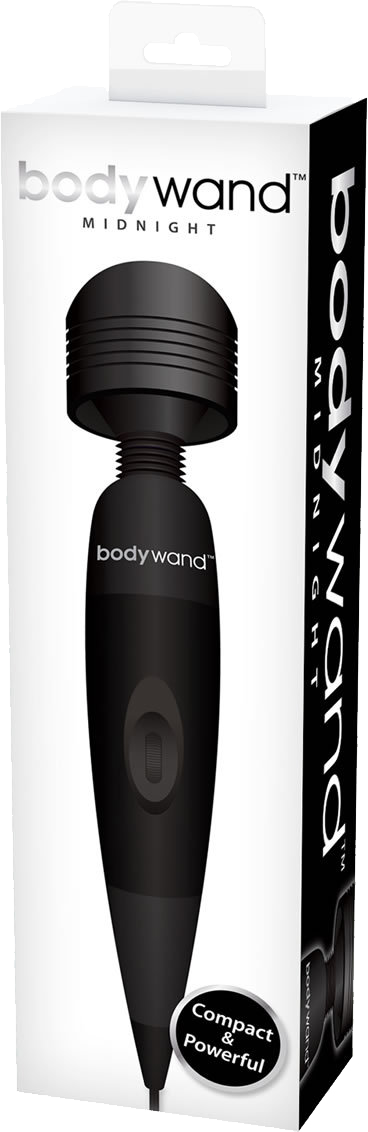 Bodywand Midnight Plug In