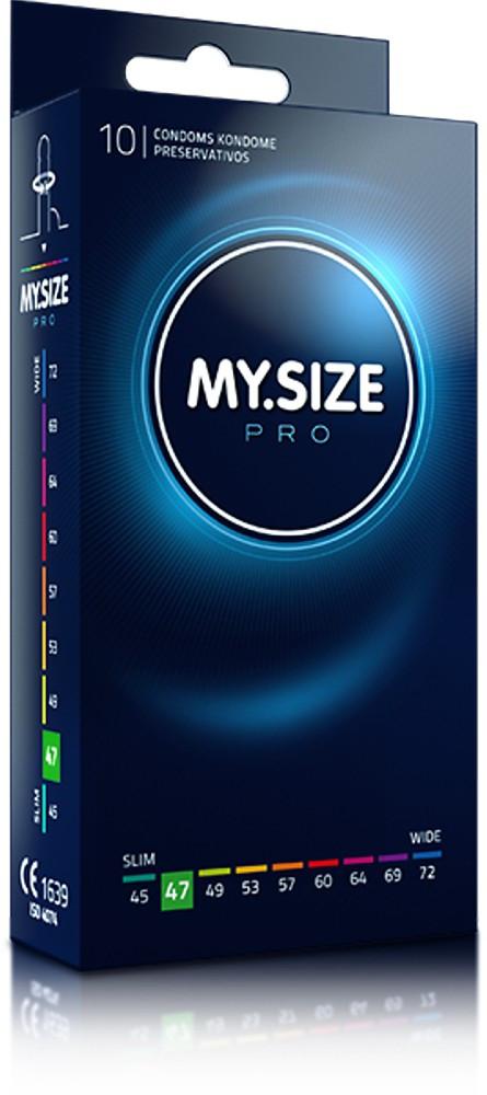 MY.SIZE preservativi 47mm - 10 pezzi