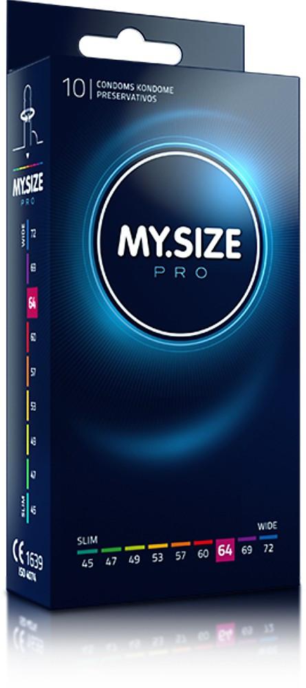 MY.SIZE preservativi 64mm - 10 pezzi