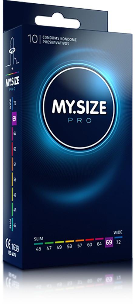 MY.SIZE preservativi 69mm - 10 pezzi