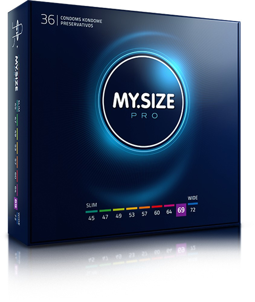 MY.SIZE preservativi 69mm - 36 pezzi