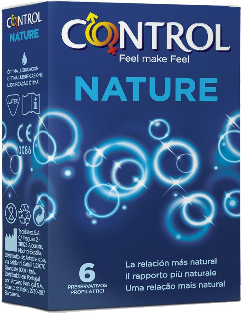 Control Nature - 6 pezzi tabacchi