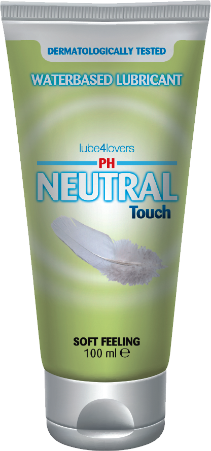 Lube4Lovers Ph Neutral Touch - lubrificante a bse acquosa 100ml
