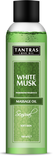 Tantras Love oil muschio bianco 125ml