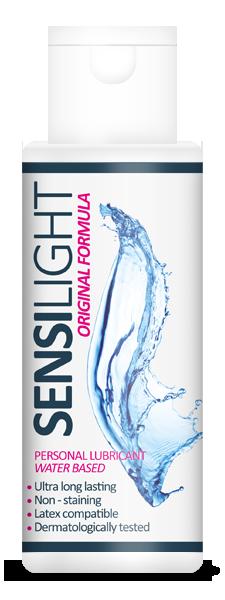 Intimateline Sensilight Original - lubrificante ad acqua