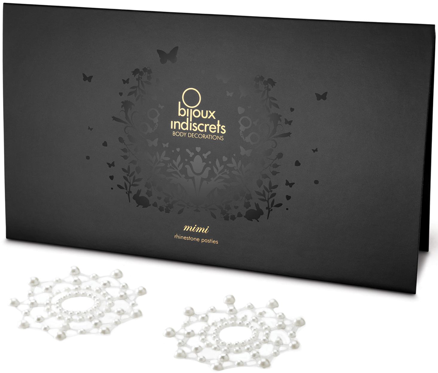 Bijoux Indiscrets Mini - copricapezzoli adesivi