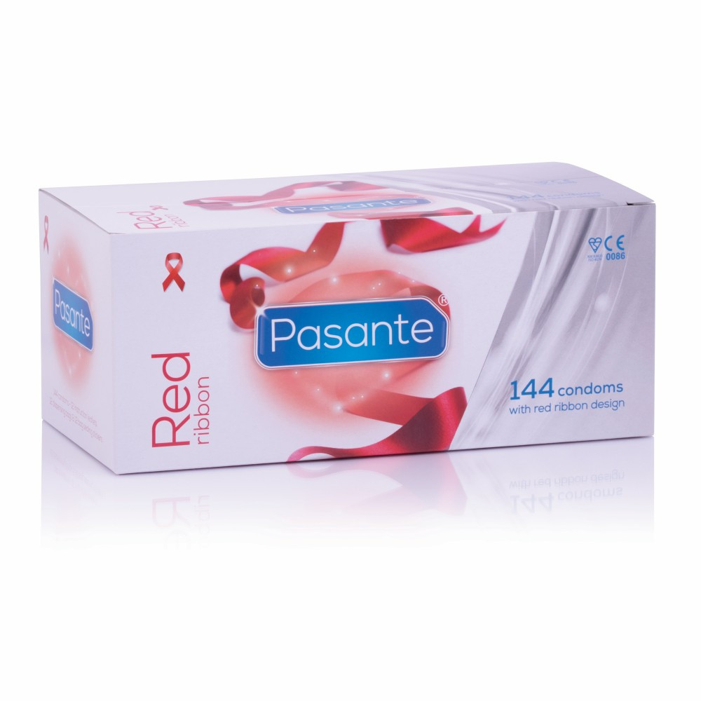 Pasante Red Ribbon - 144 pezzi
