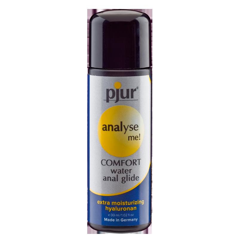 Pjur Analyse Me lubrificante anale a base acquosa 30ml