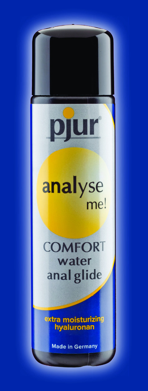 Pjur Analyse Me - lubrificante anale a base acquosa 2ml