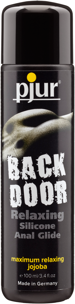 Backdoor Anal Glide - lubrificante a base siliconica 100ml