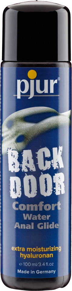 Backdoor Comfort Glide - lubrificante a base acquosa 100ml