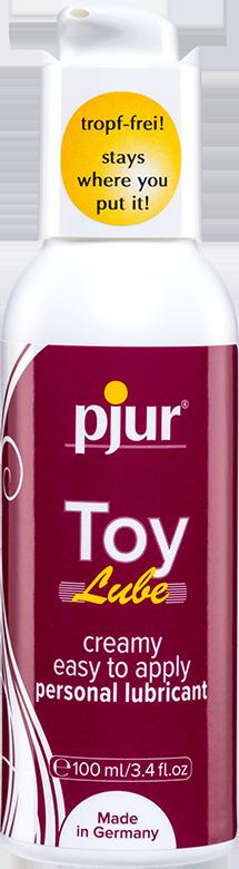 Pjur Woman Toy Lube lubrificante per sex toys 100ml