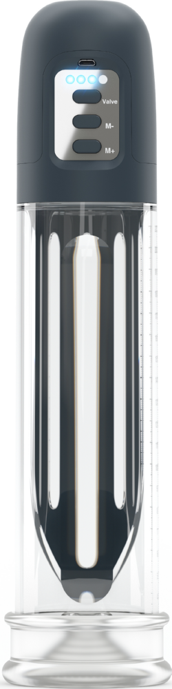 Pompa per il pene Power Pump Pro Dorcel