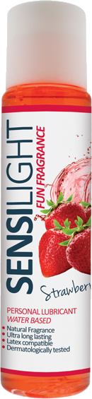 Intimateline Sensilight Strawberry - 60ml