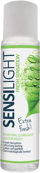 IntimateLine Sensilight Fresh Sensation - lubrificane effetto freddo