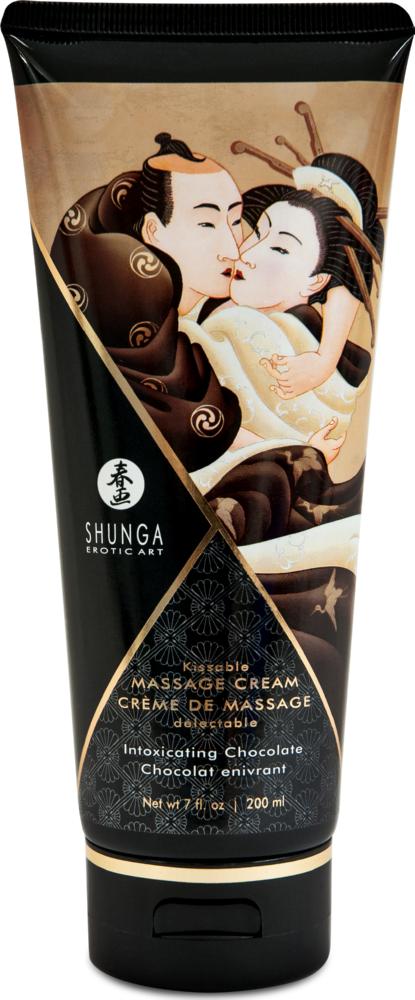 Crema da massaggio edibile Edible Massage Cream Chocolate Shunga