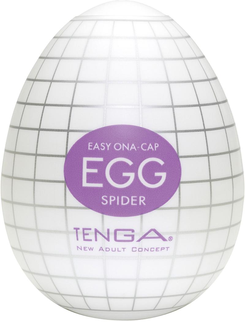 Tenga Egg Spider - masturbatore per uomo