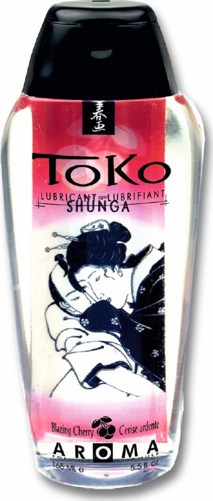 Lubrificante alla ciliegia Toko Aroma Blazing Cherry Shunga