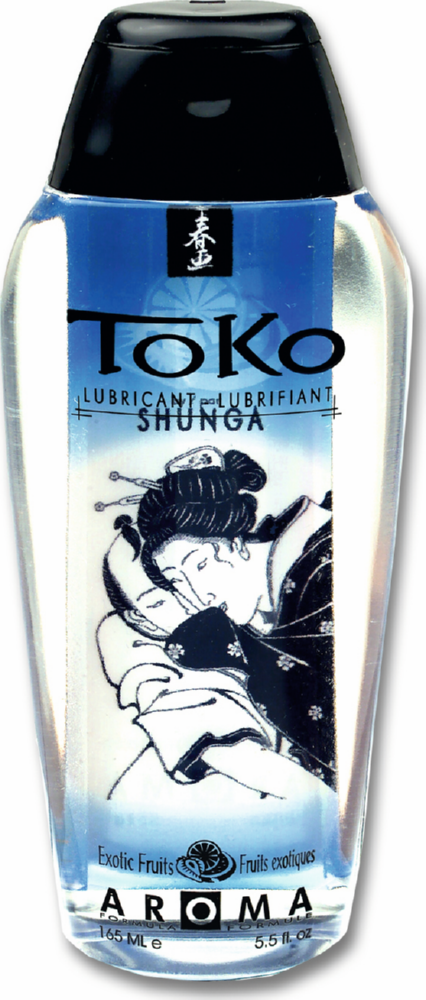 Lubrificante aromatizzato frutti esotici Toko Aroma Exotic Fruits Shunga