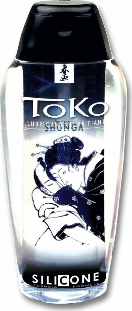 Lubrificante al silicone Toko Silicone Shunga